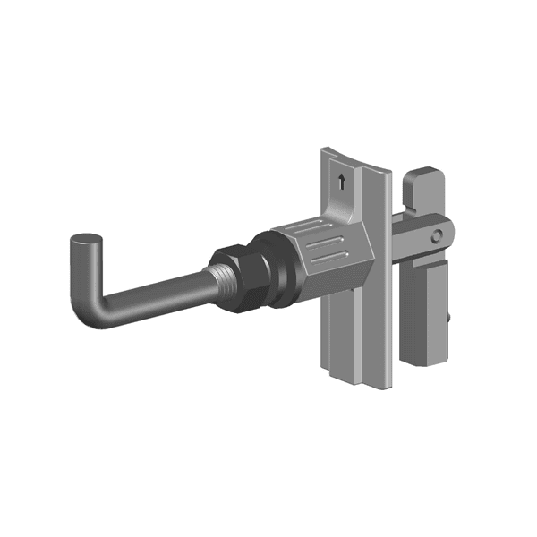 VAF Linman Stainless Steel T Bolt Step